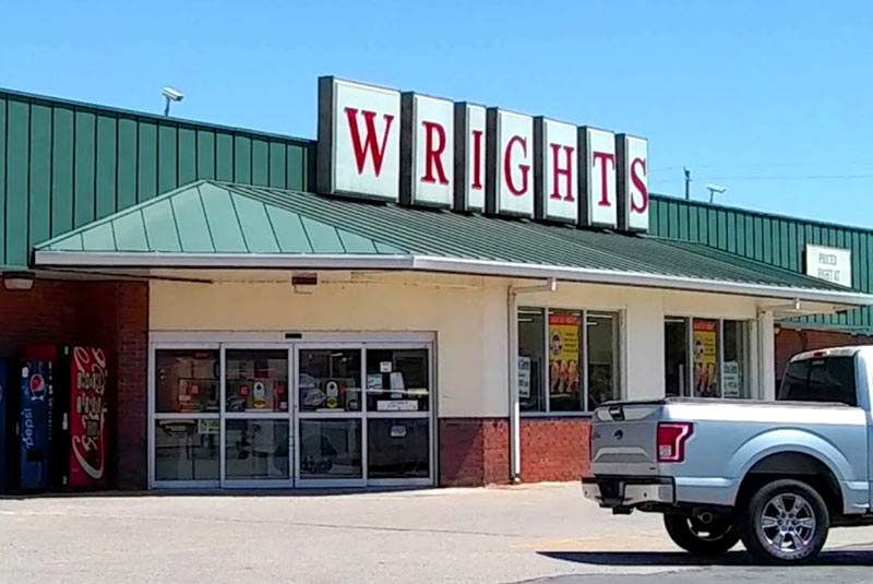 Wrights Food Center Market
